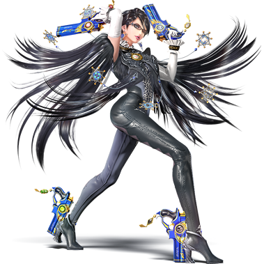 Super Smash Bros 15-12-15 Bayonetta 000