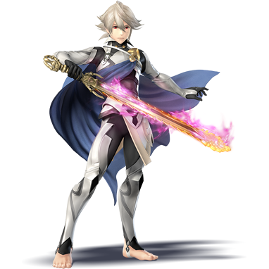 Super Smash Bros 15-12-15 Corrin 000