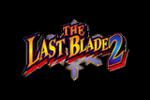 The Last Blade 2 Logo black