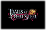 The Legend of Heroes Trails of Cold Steel Logo black