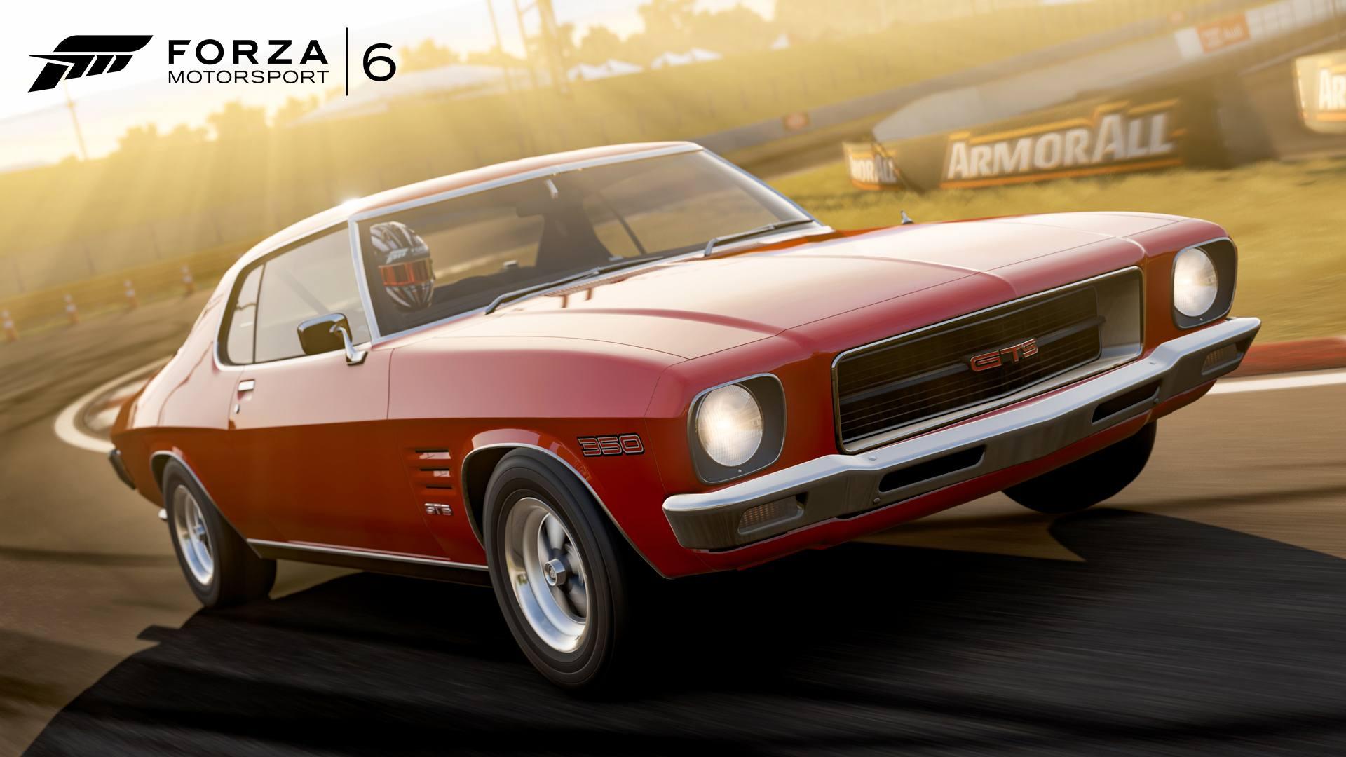 Forza Motorsport 6 05-01-16 1973 Holden HQ Monaro GTS 350
