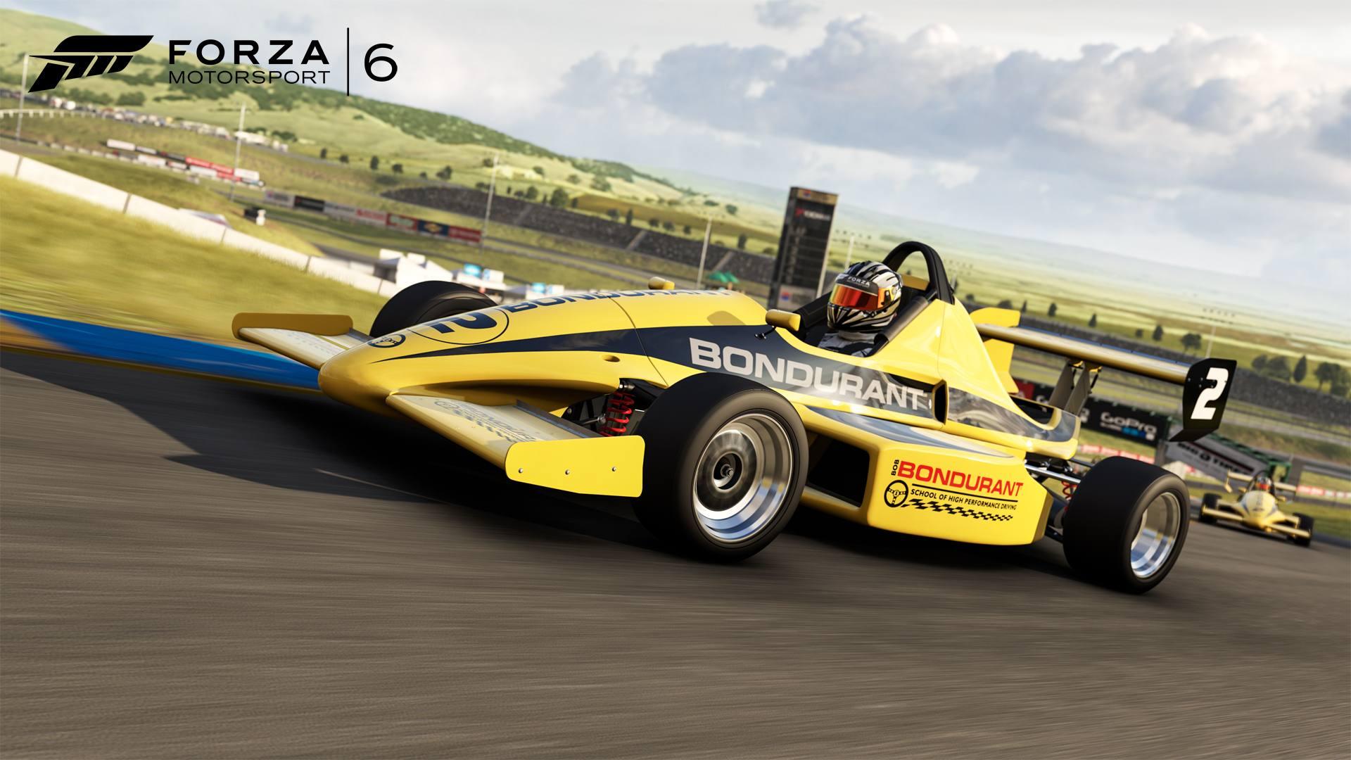Forza Motorsport 6 05-01-16 2016 2015 Mazda Formula Mazda