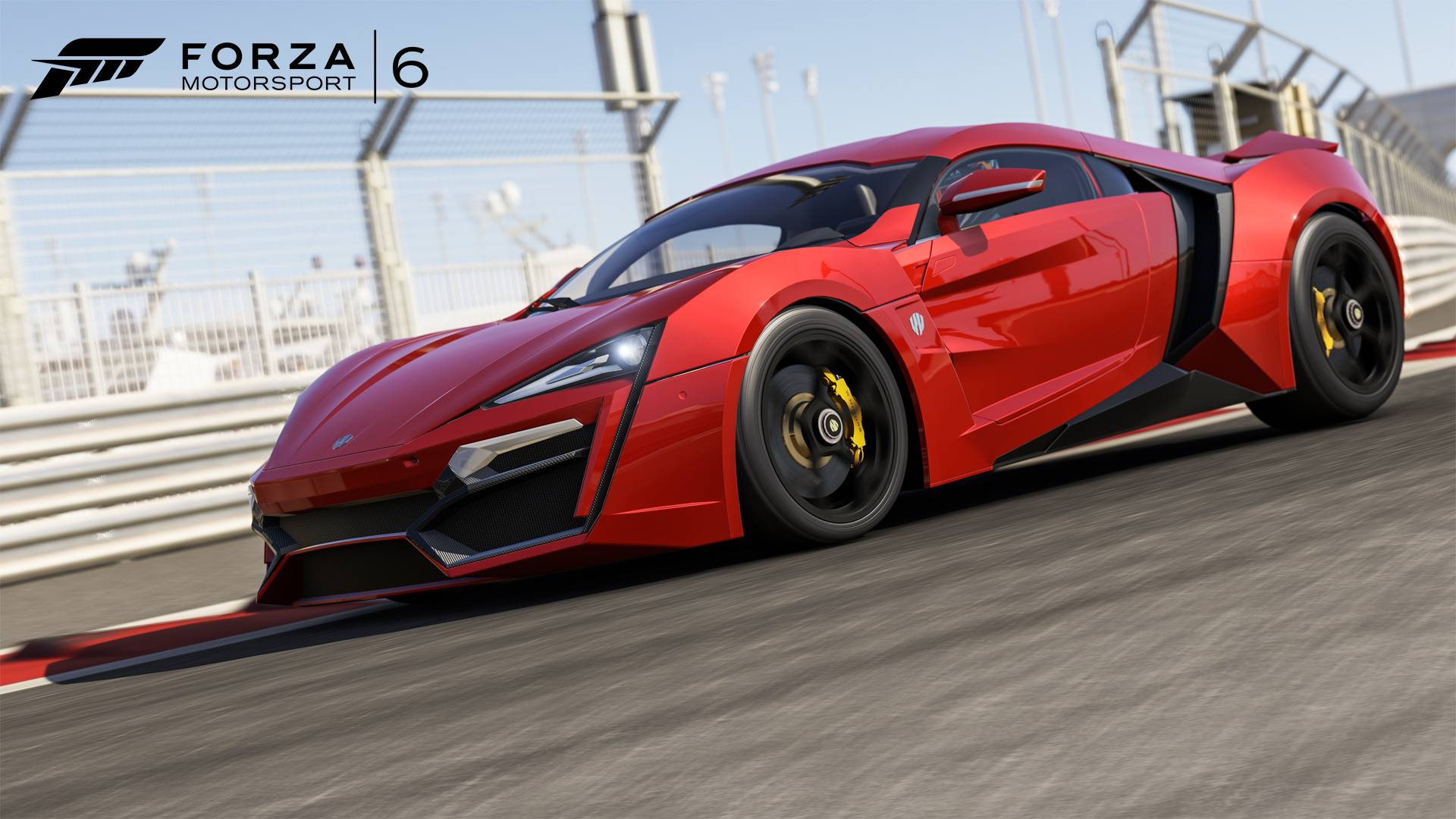 Forza Motorsport 6 05-01-16 2016 W Motors Lykan HyperSport