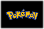 Pokemon Logo black