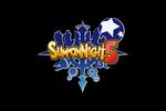 Summon Night 5 Logo black