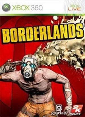 Borderlands cover XBO