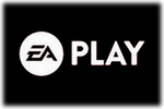 EA Play Logo black