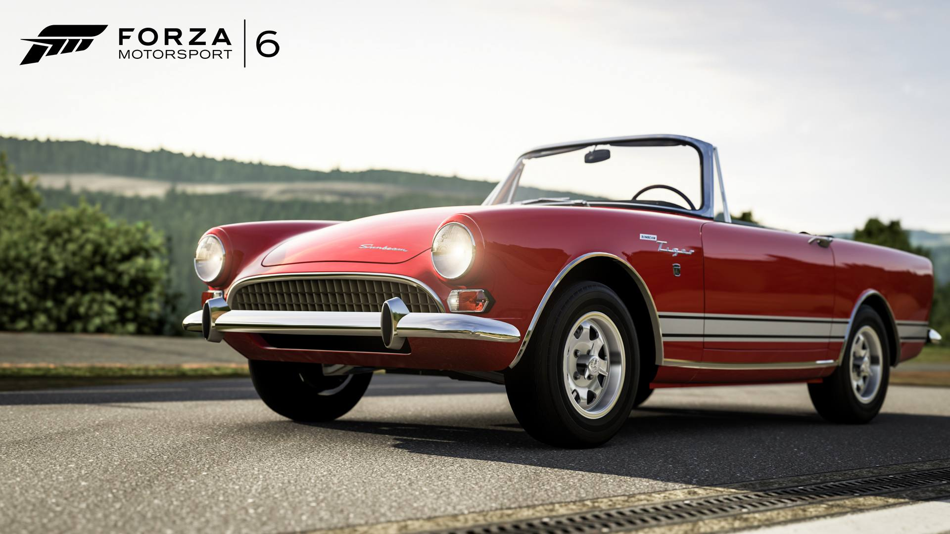 Forza Motorsport 6 27-01-16 1967 Sunbeam Tiger