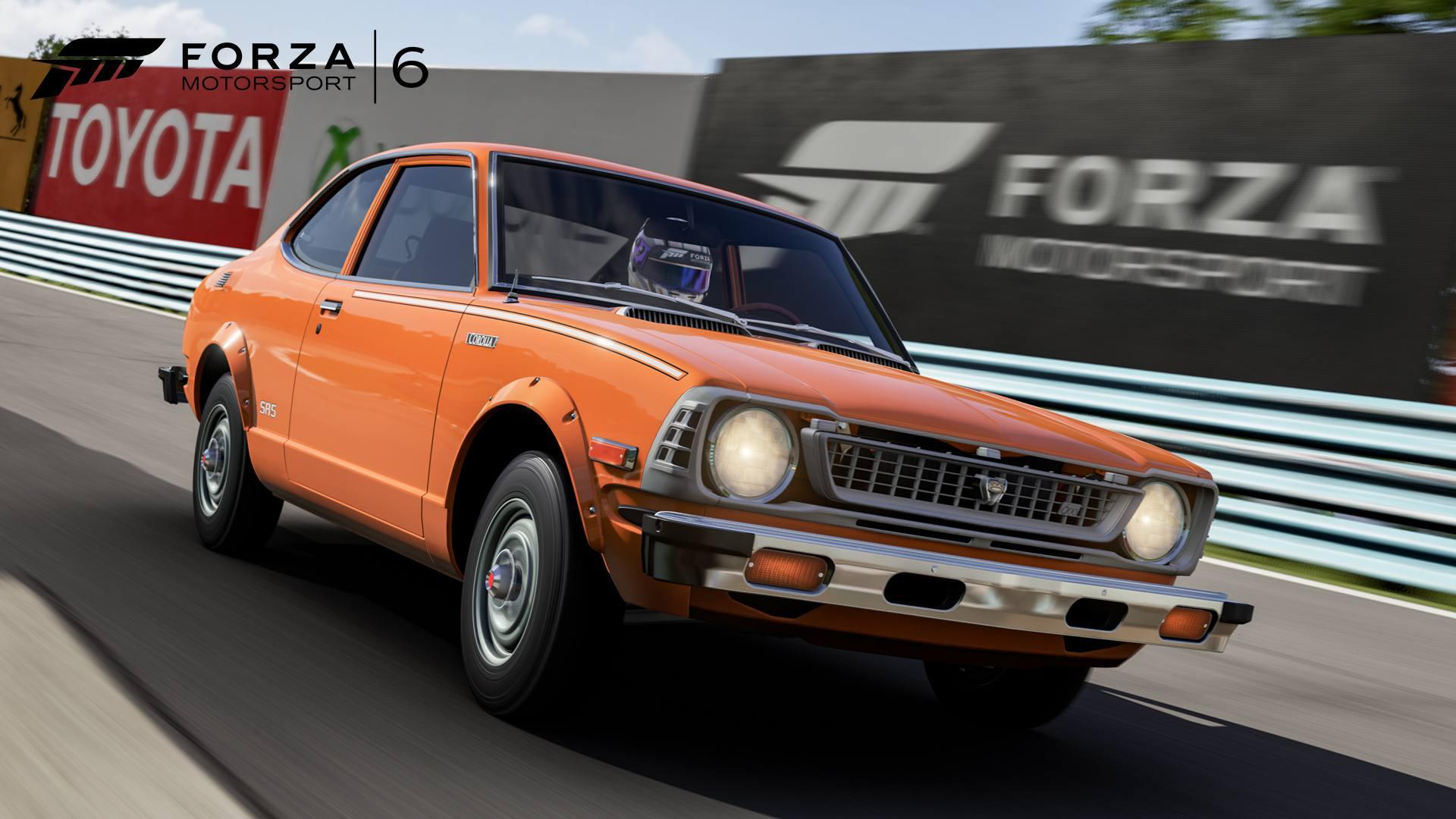 Forza Motorsport 6 27-01-16 1974 Toyota Corolla SR5