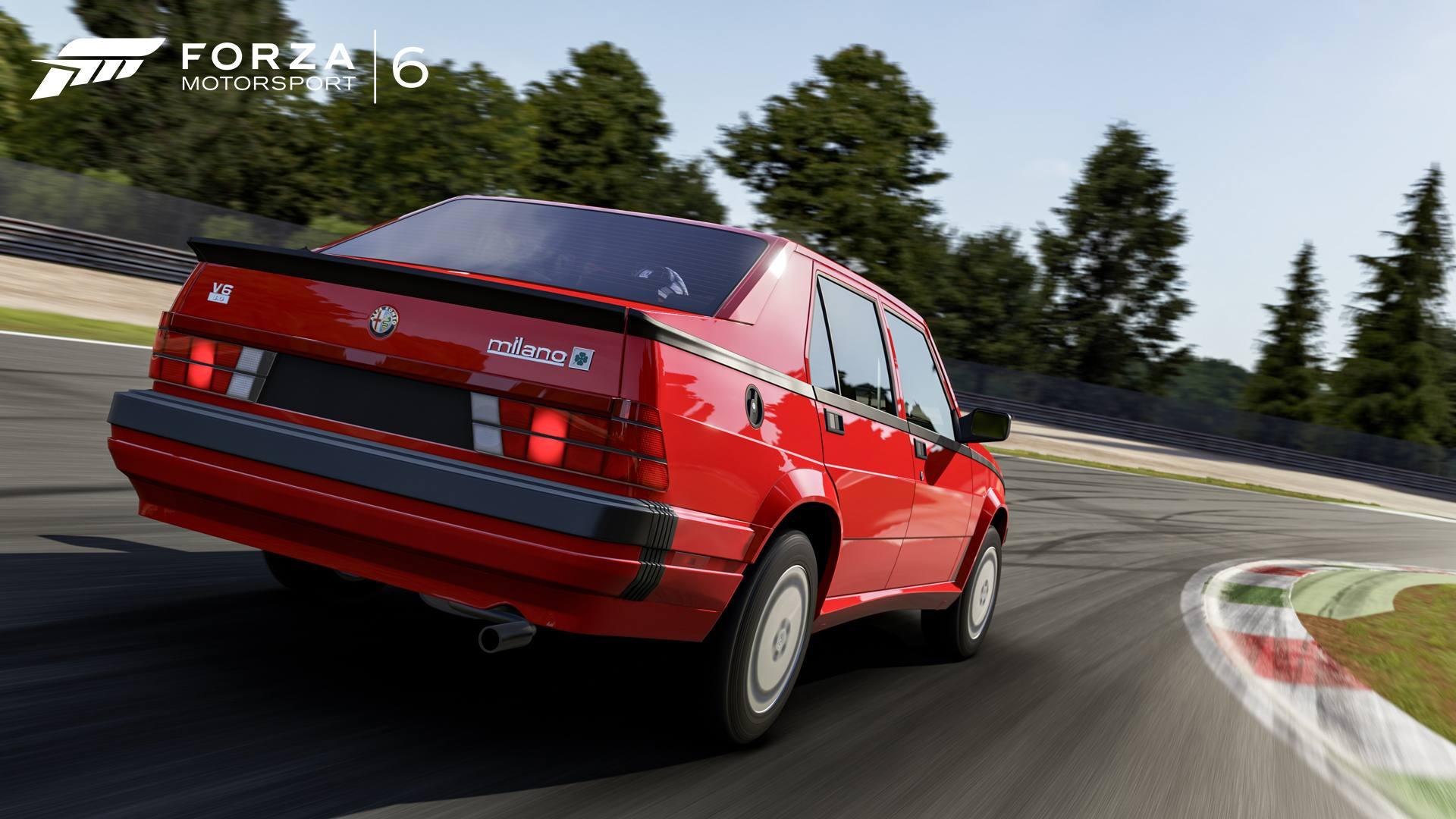 Forza Motorsport 6 27-01-16 1992 Alfa Romeo Milano Quadrifoglio Verde