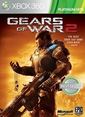 Gears of War 2 cover 360