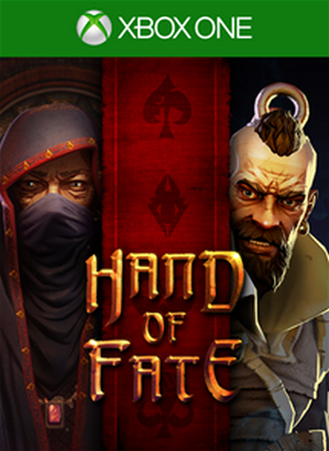 Hand of Fate cover XBO