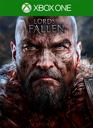 Lord of the Fallen cover XBO