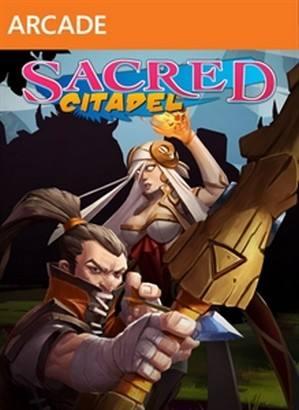 Sacred Citadel cover 360