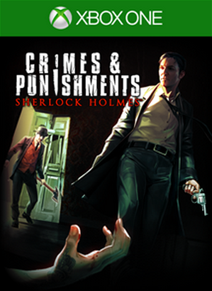 Sherlock Holmes Crimes and Punishment cover XBO