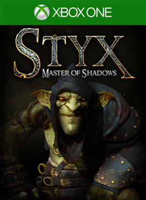 Styx Master of Shadows cover XBO