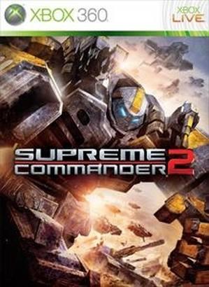 Supreme Commander 2 cover XBO