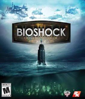 BioShock The Collection mini cover Art