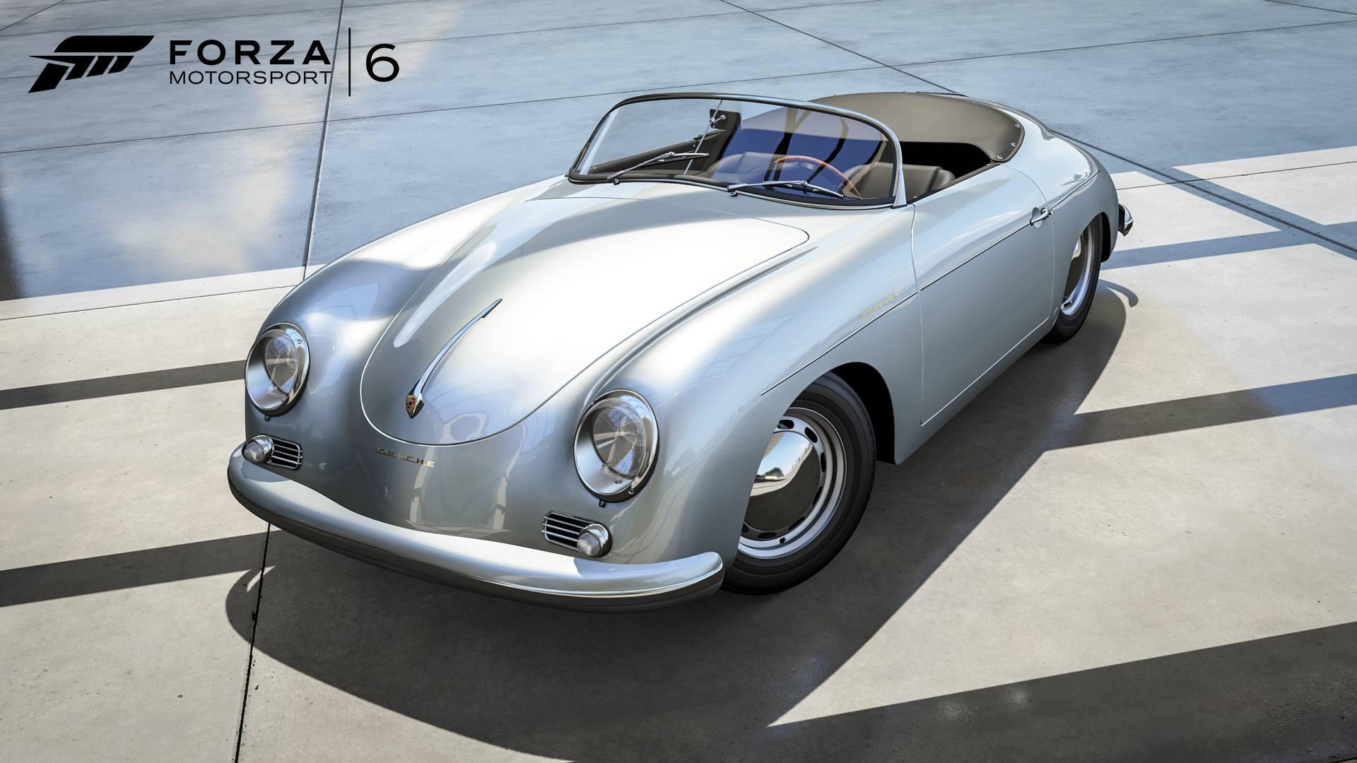 Forza Motorsport 6 01-03-16 1957 Porsche 356A Speedster
