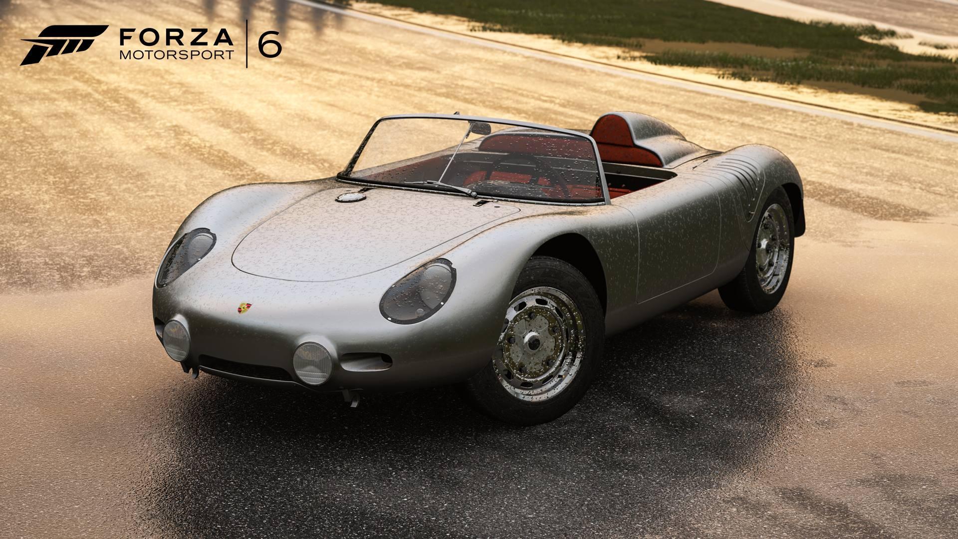 Forza Motorsport 6 01-03-16 1960 Porsche 718 RS 60