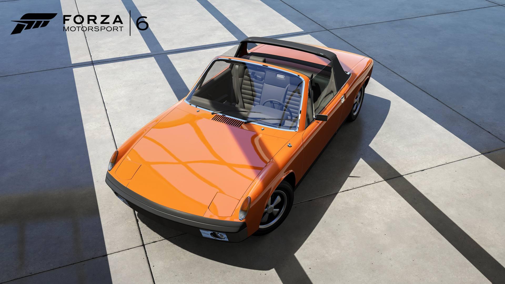 Forza Motorsport 6 01-03-16 1970 Porsche 9146