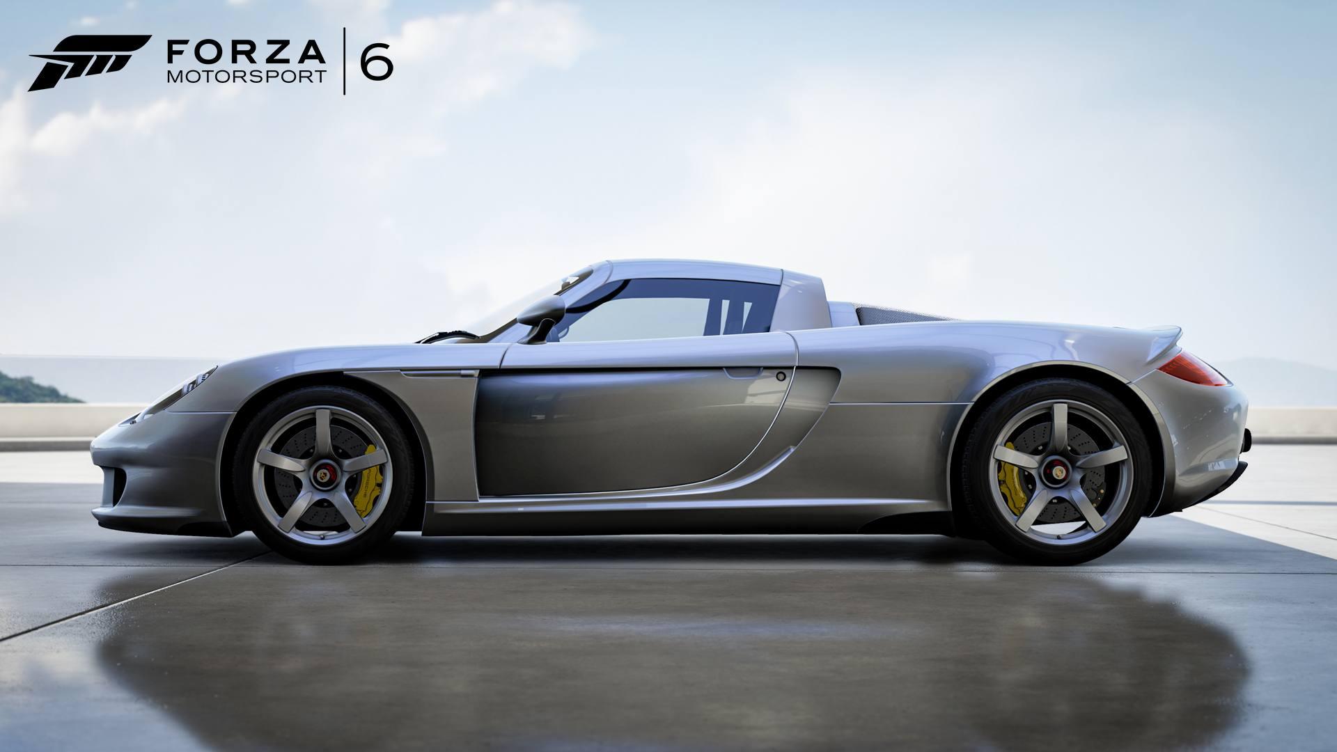 Forza Motorsport 6 01-03-16 2003 Porsche Carrera GT