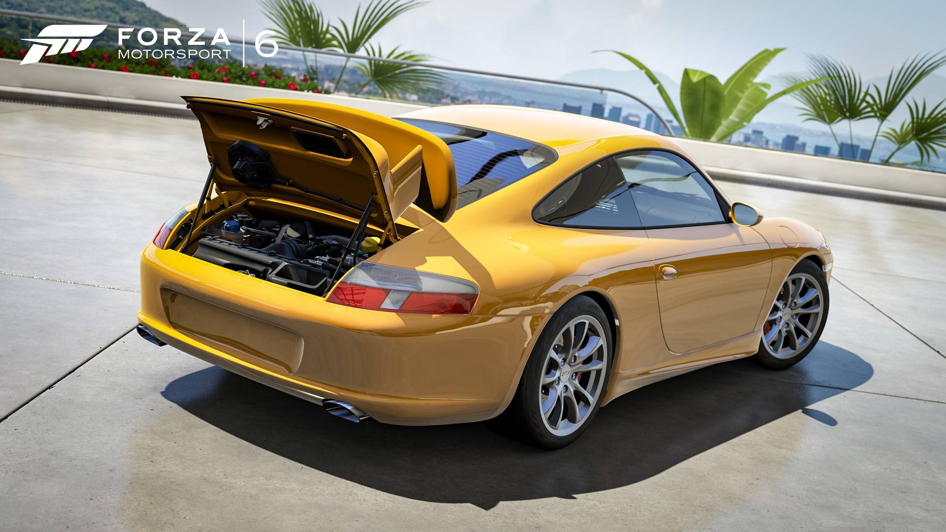Forza Motorsport 6 01-03-16 2004 Porsche 911 GT3