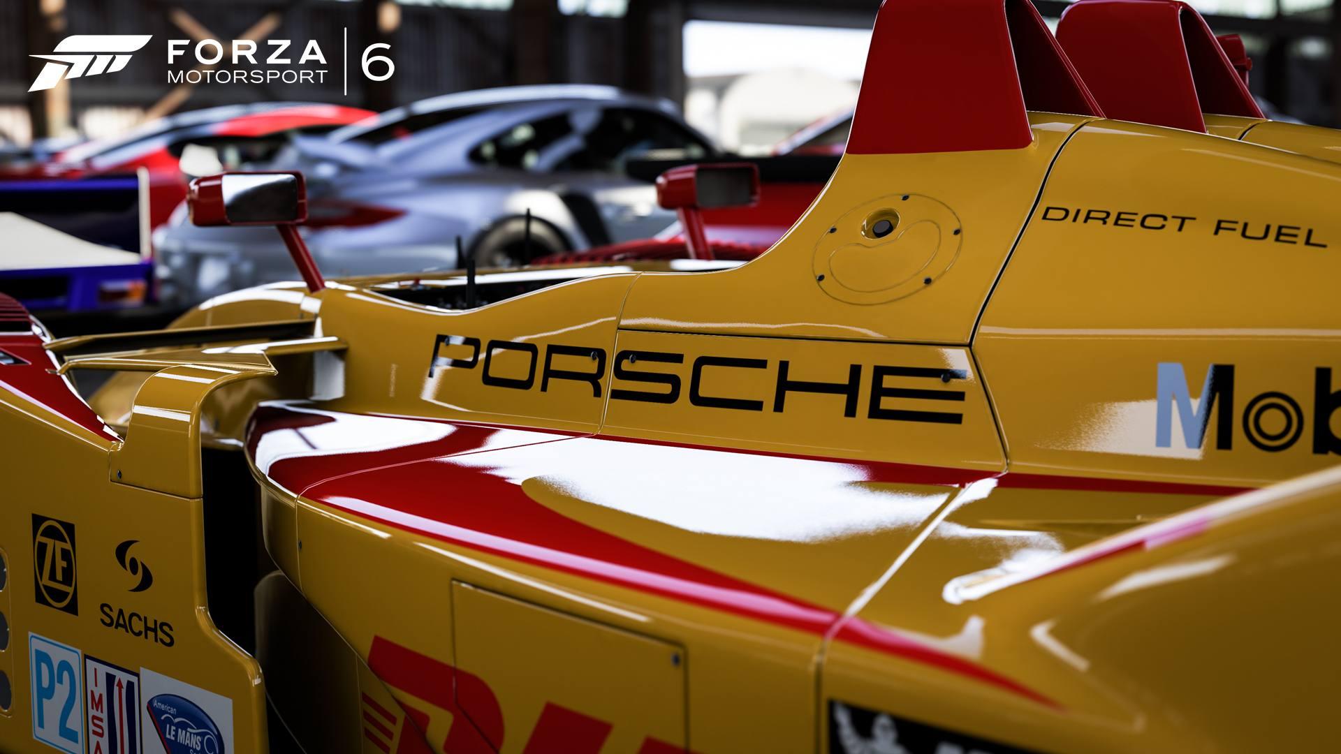 Forza Motorsport 6 01-03-16 2008 Porsche #7 Penske Racing RS Spyder Evo