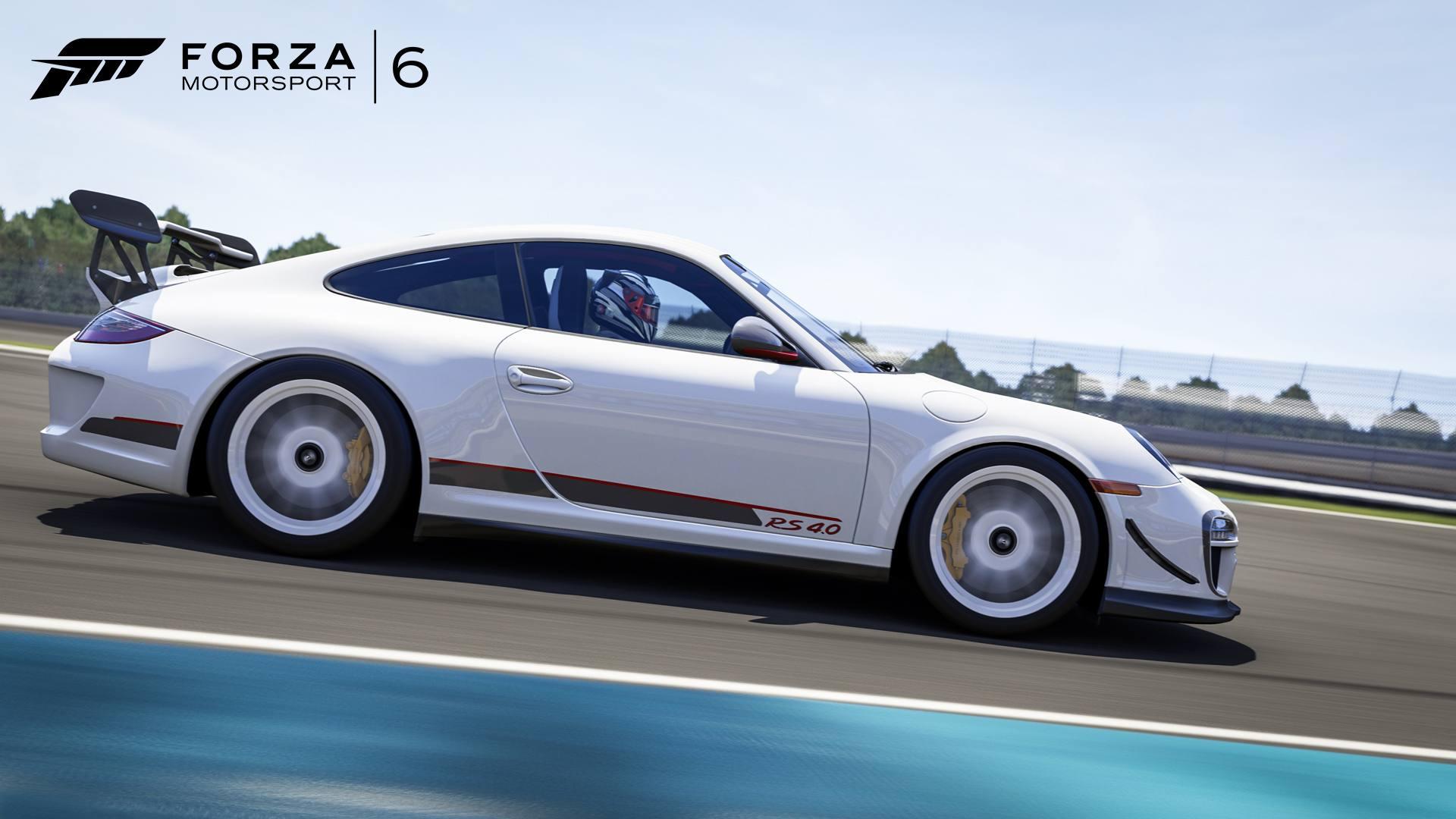 Forza Motorsport 6 01-03-16 2012 Porsche 911 GT3 RS 4.0 (997)