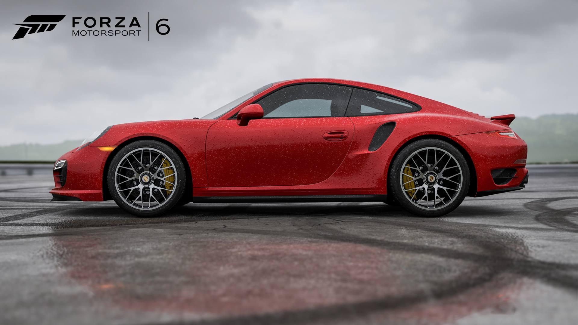 Forza Motorsport 6 01-03-16 2014 Porsche 911 Turbo S