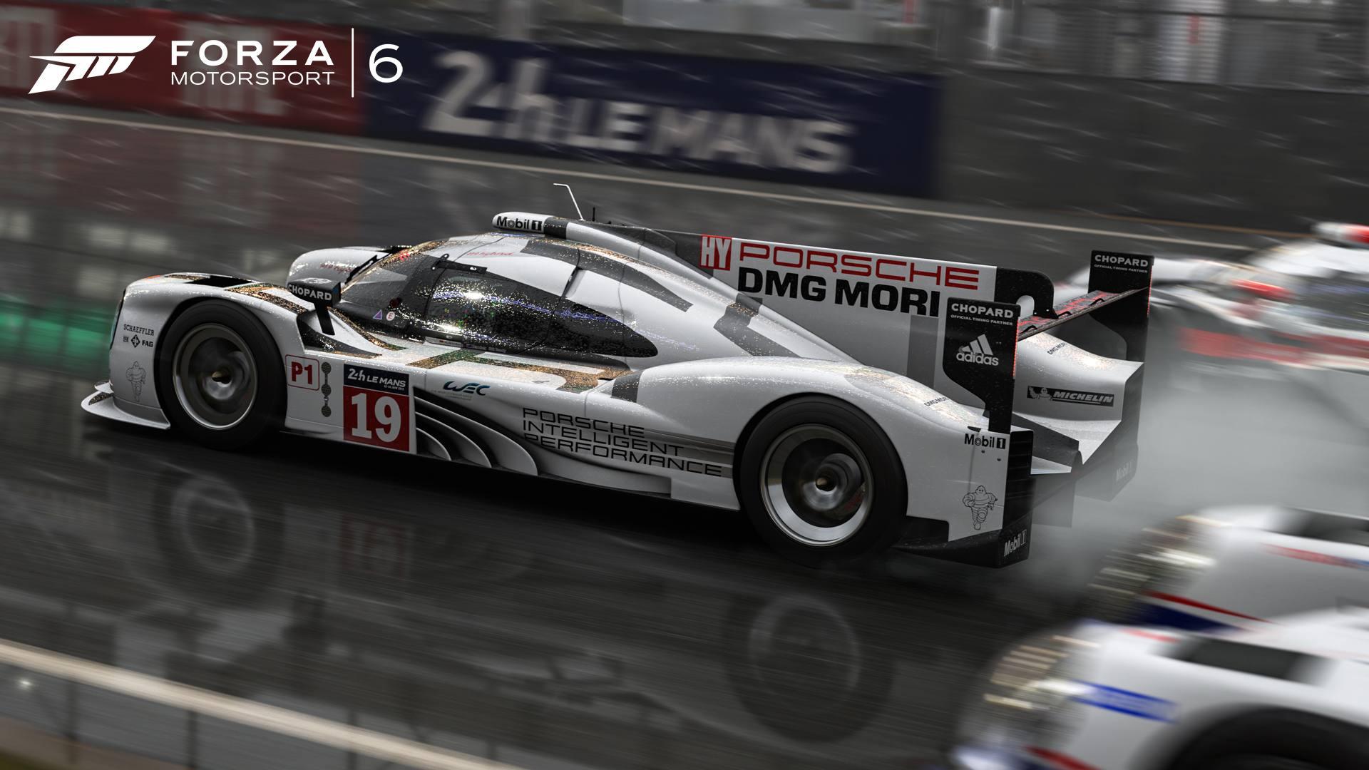 Forza Motorsport 6 01-03-16 2015 Porsche #19 Porsche Team 919 Hybrid