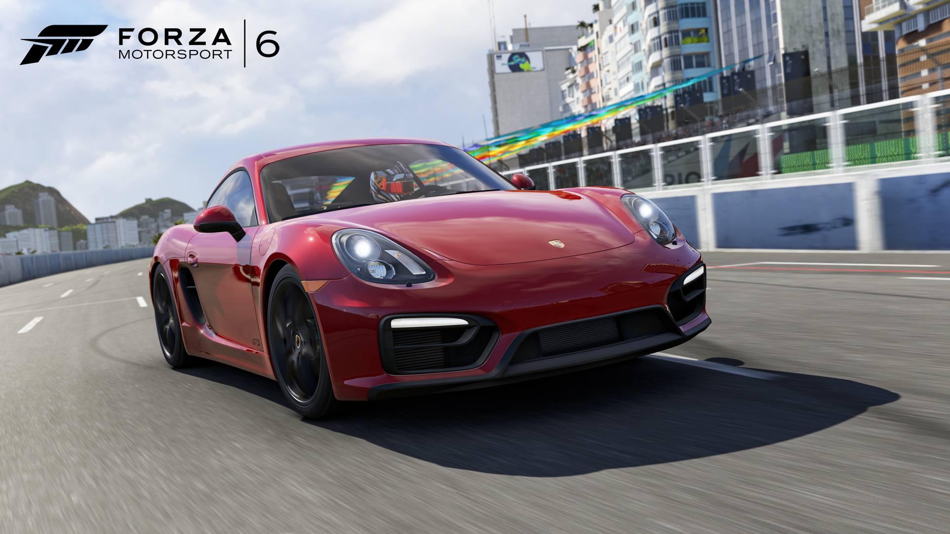 Forza Motorsport 6 01-03-16 2015 Porsche Cayman GTS