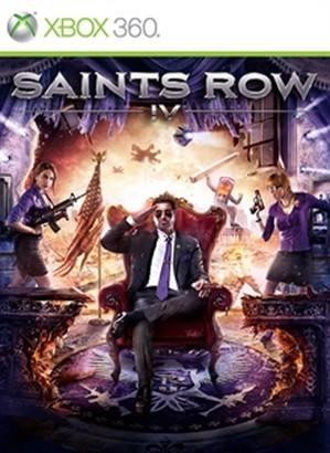 Saints Row IV cover 360