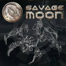 Savage Moon Banner