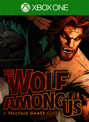 The Wolf Among Us cover XBO