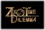 Zero Time Dilemma Logo black