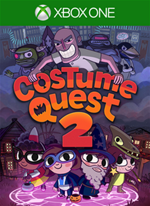 Costume Quest 2 cover XBO