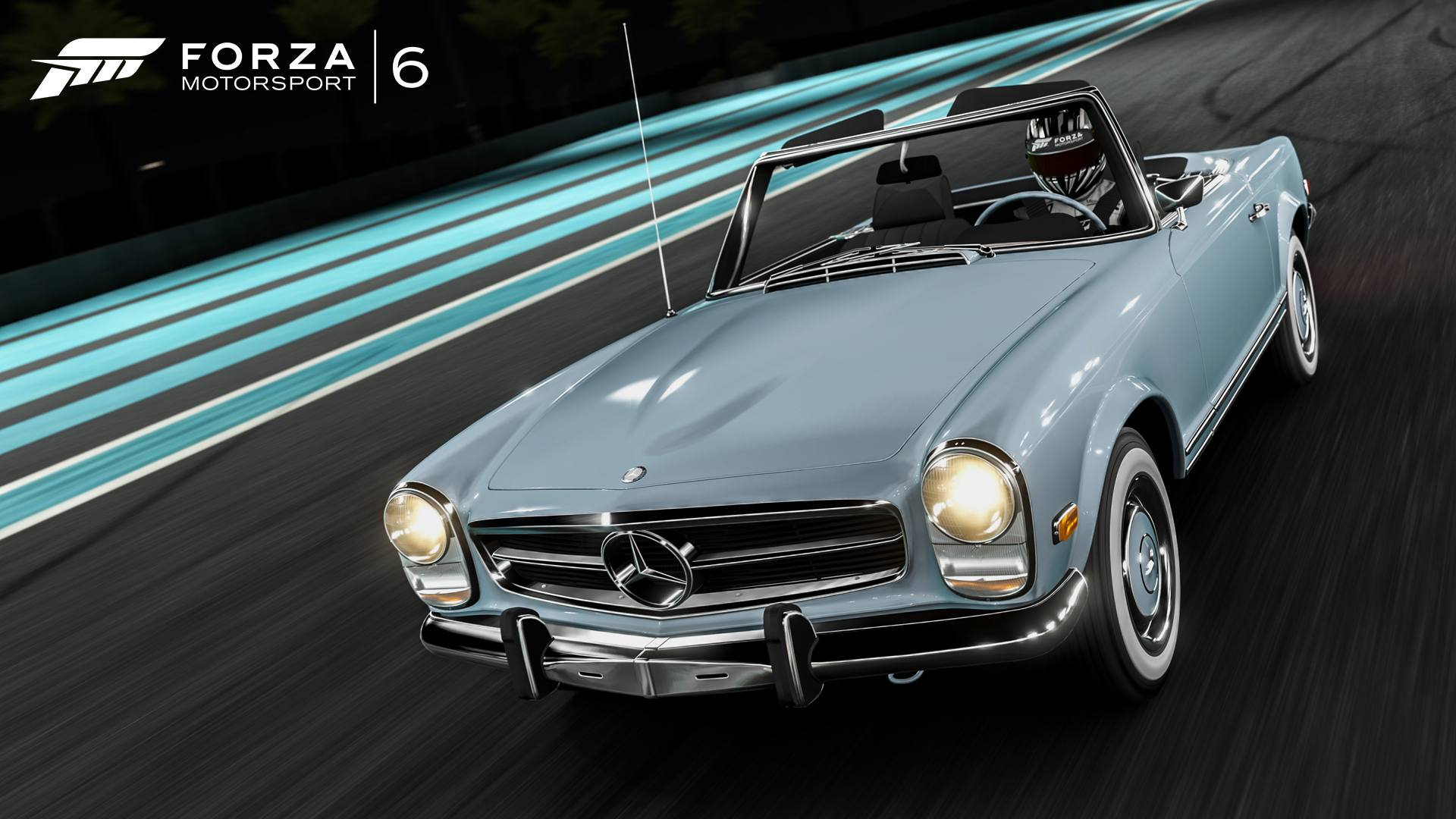 Forza Motorsport 6 14-03-16 1967 Mercedes-Benz 280 SL 001