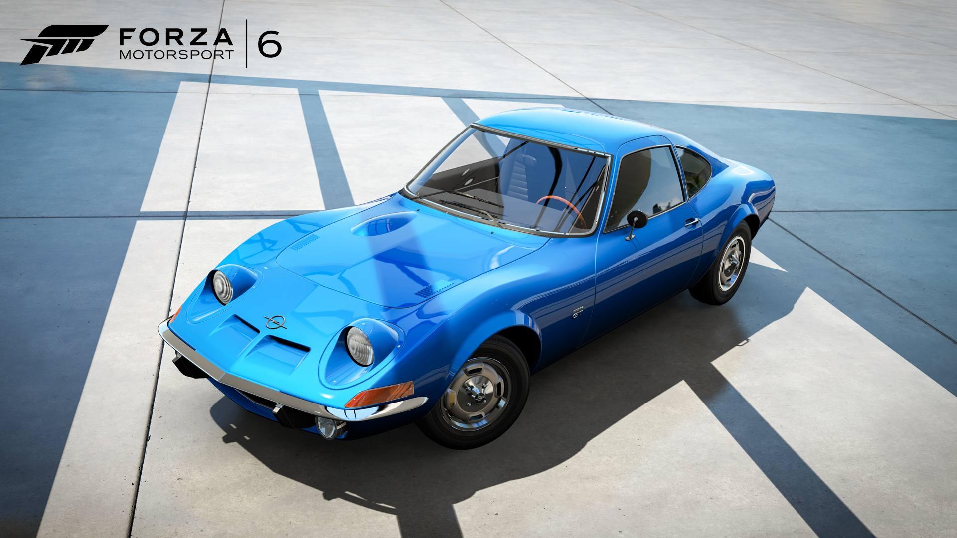 Forza Motorsport 6 14-03-16 1968 Opel GT 001