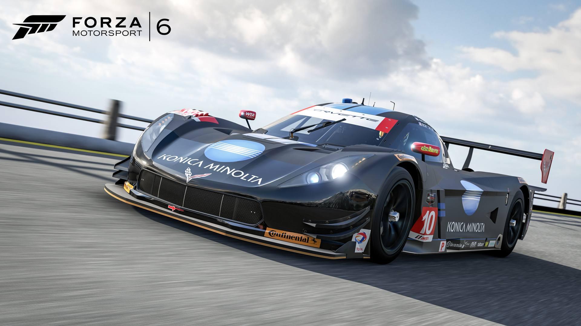 Forza Motorsport 6 14-03-16 2015 Chevrolet #10 Wayne Taylor Racing Corvette Daytona Prototype 001