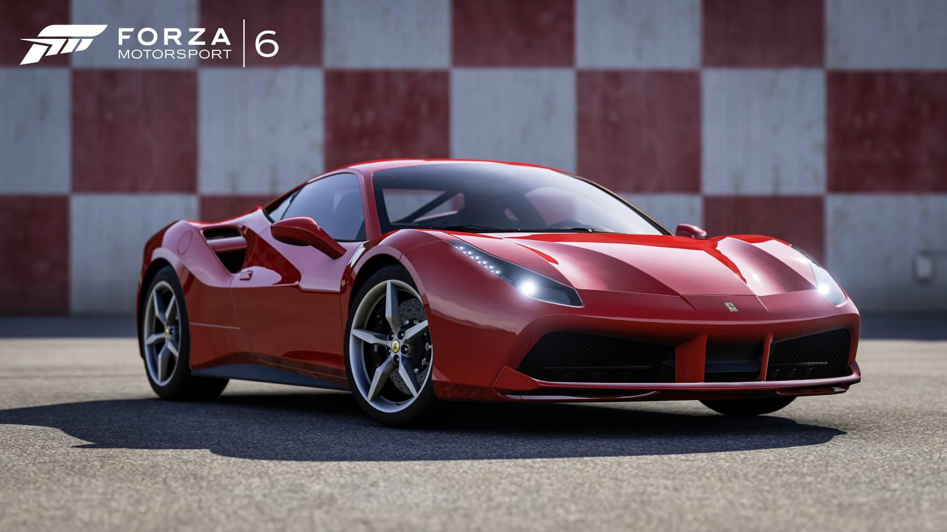 Forza Motorsport 6 14-03-16 2015 Ferrari 488 GTB 001