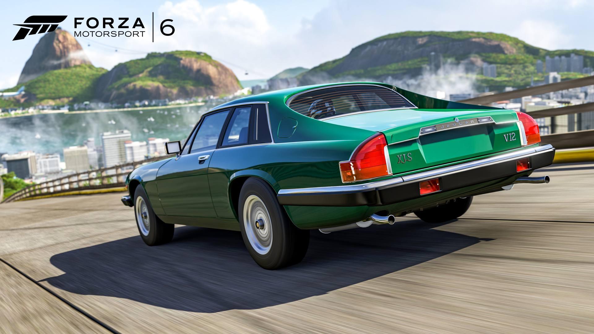 Forza Motorsport 6 1990 Jaguar XJ-S 05-04-16 001