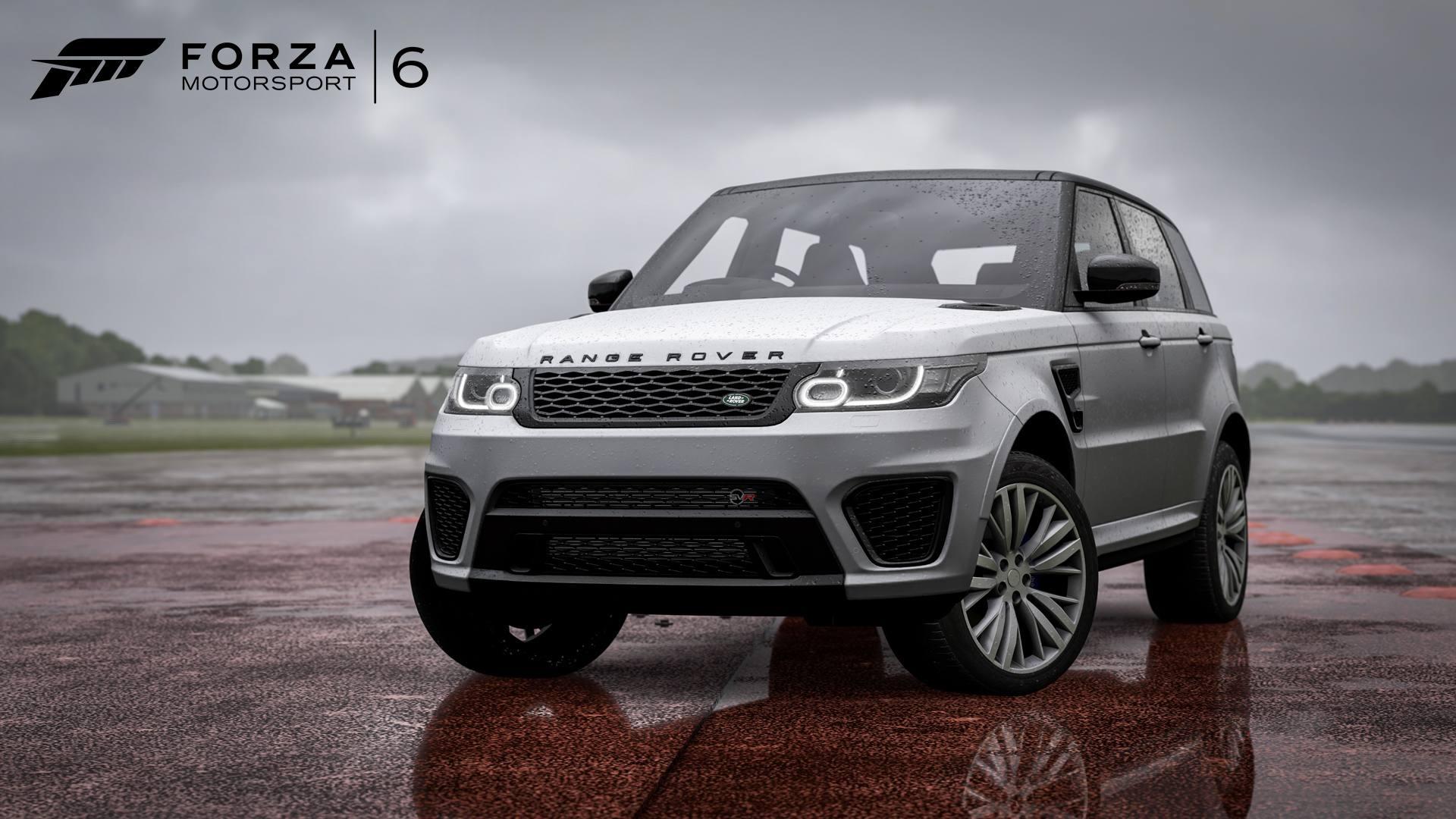 Forza Motorsport 6 2015 Land Rover Range Rover Sport SVR 05-04-16 001