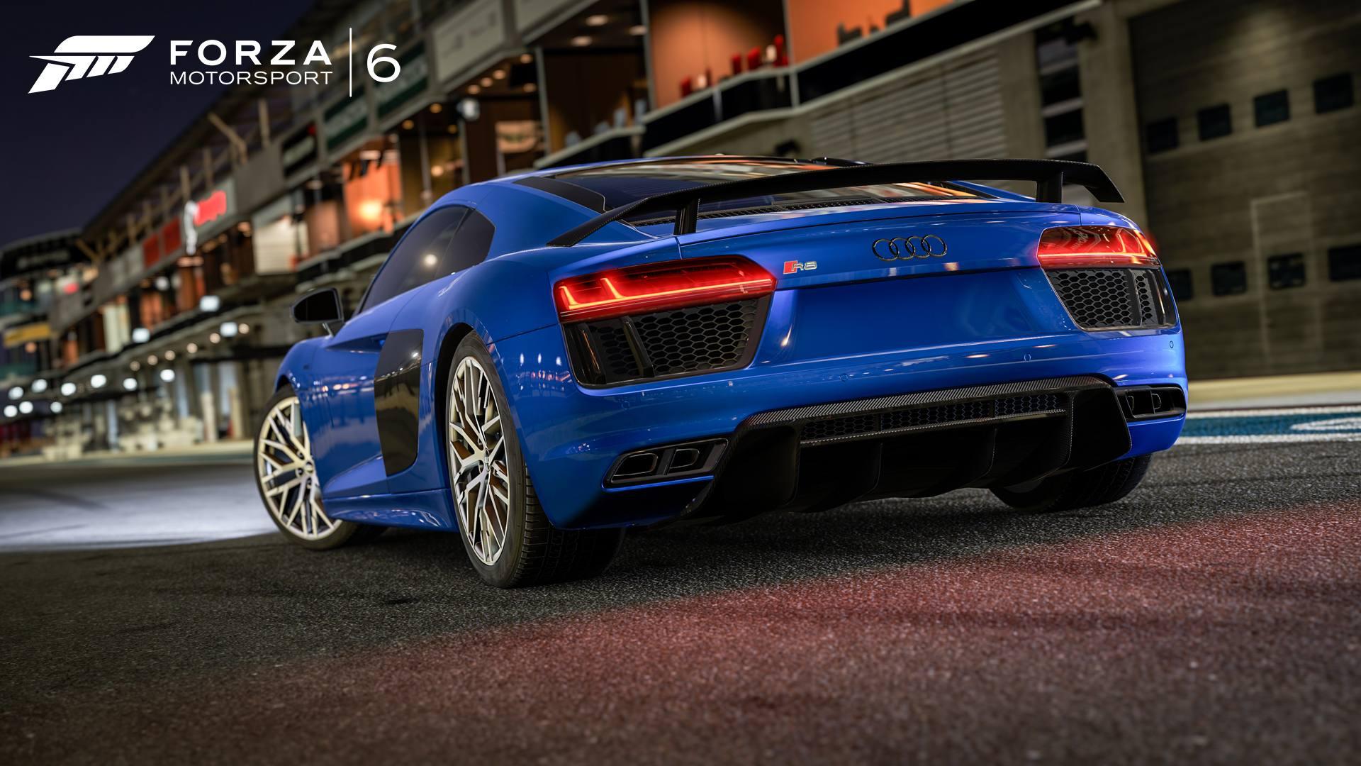 Forza Motorsport 6 2016 Audi R8 V10 plus 05-04-16 001