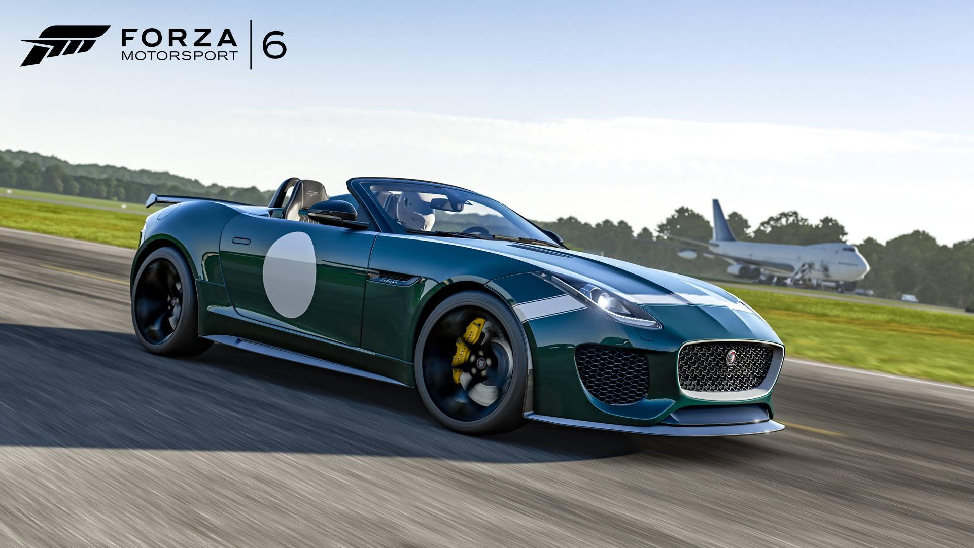 Forza Motorsport 6 2016 Jaguar F-TYPE Project 7 05-04-16 001