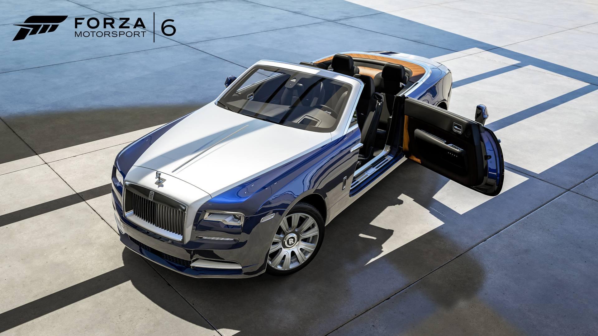 Forza Motorsport 6 2016 Rolls-Royce Dawn 05-04-16 001