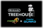 Nintendo Treethouse Star Fox Zero Star Fox Guard Logo black
