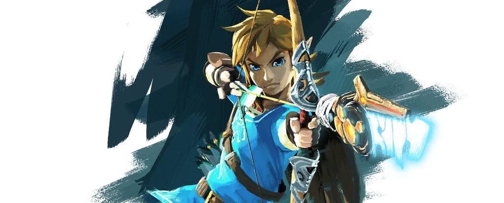 THe Legend of Zelda 27-04-16 Wii U NX Artwork Banner