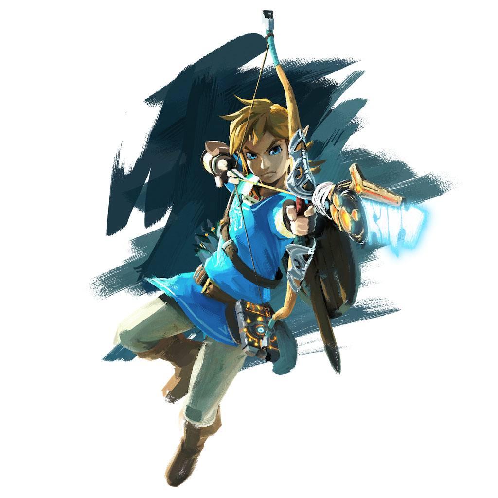 THe Legend of Zelda 27-04-16 Wii U NX Artwork