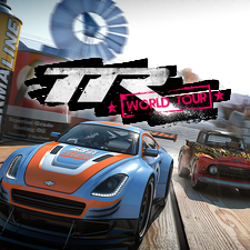 Table Top Racing World Tour Banner